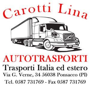 logo carotti lina autotrasporti